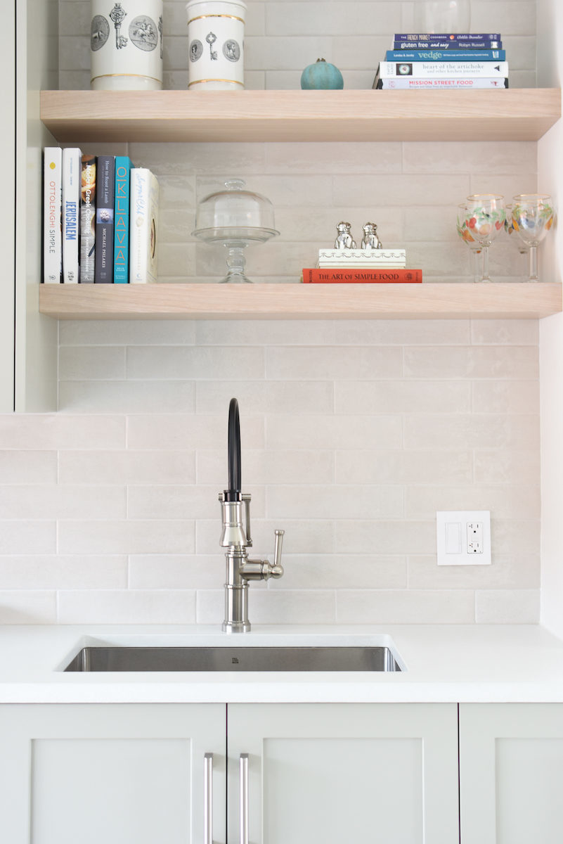 stainless-steel-kitchen-faucet-wood-floating-shelves-montreal-canada