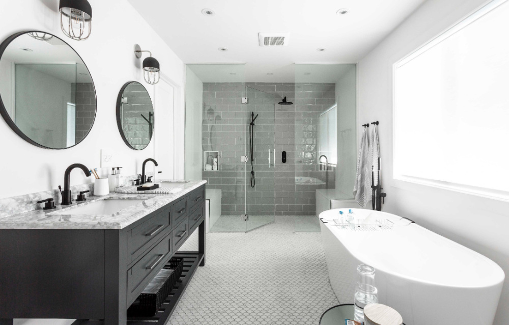 Bathroom Design Hb Design Inc Montreal Canada